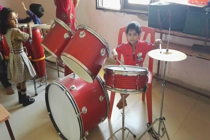Sharon International School-Music Room