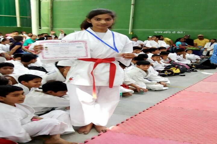Sharon International School-Taekwondo