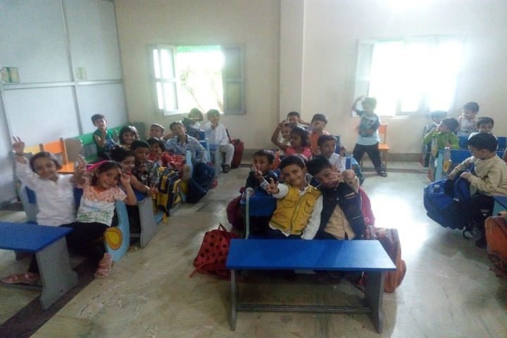 Shemford Futuristic School-Classroom