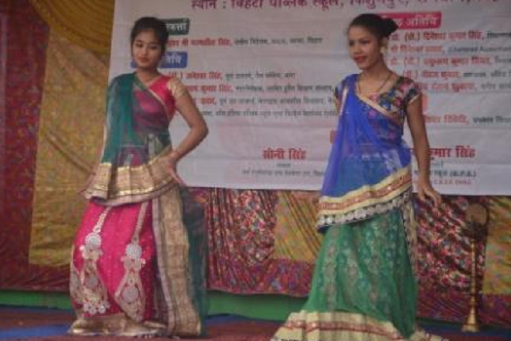 Bihta Public School-Events dance