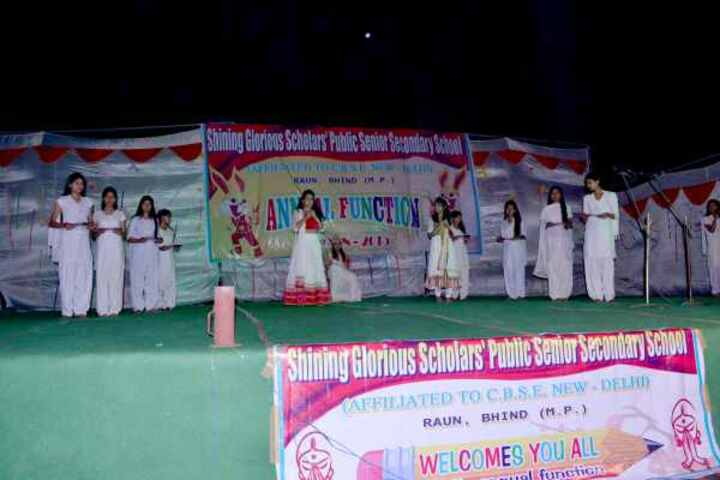 Shining Glorious Scholars Public School-Annual day