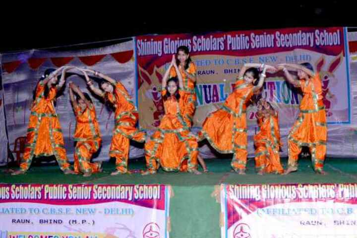 Shining Glorious Scholars Public School-Dance