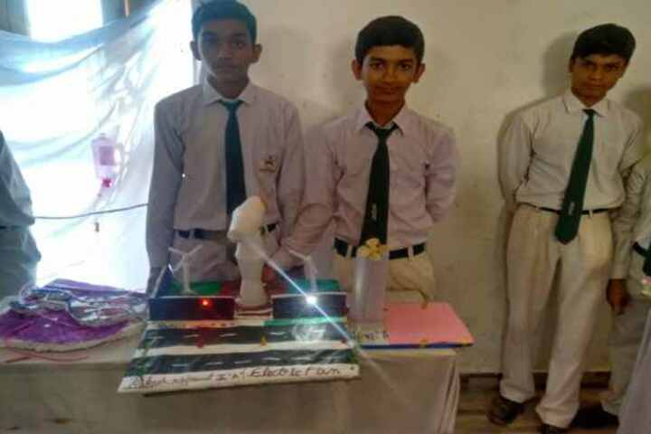 Shining Glorious Scholars Public School-Science Exhibition