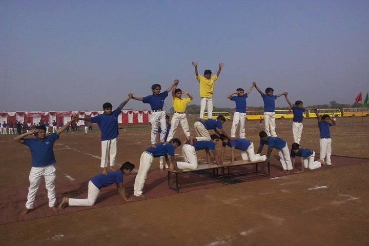 Shivpuri Public School-Activities