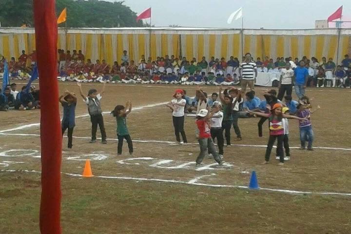 Shivpuri Public School-Dance
