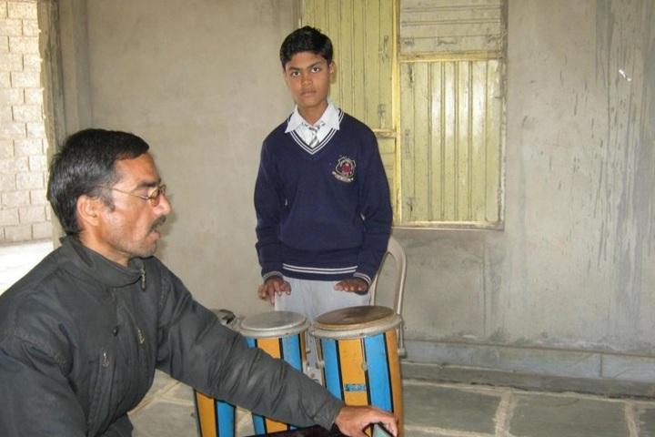 Shivpuri Public School-Music