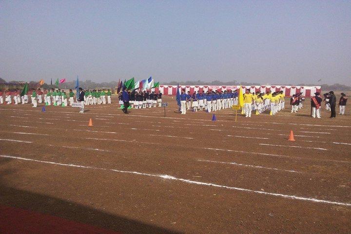 Shivpuri Public School-Sports day