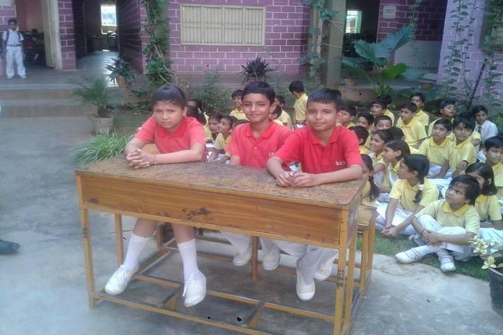 Shivpuri Public School-Students