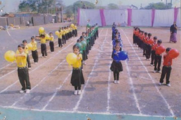 Shiv Shakti International School-Assembly