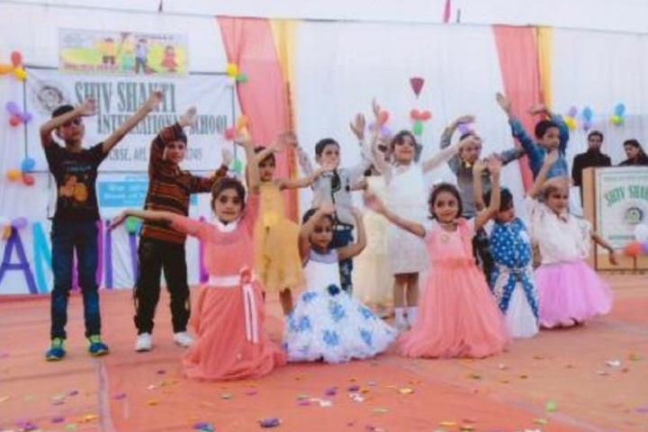 Shiv Shakti International School-Dance