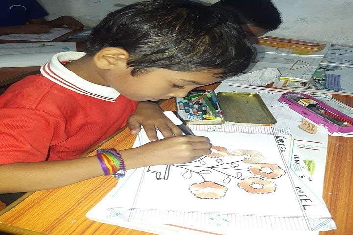 Shiv Shakti International School-Drawing
