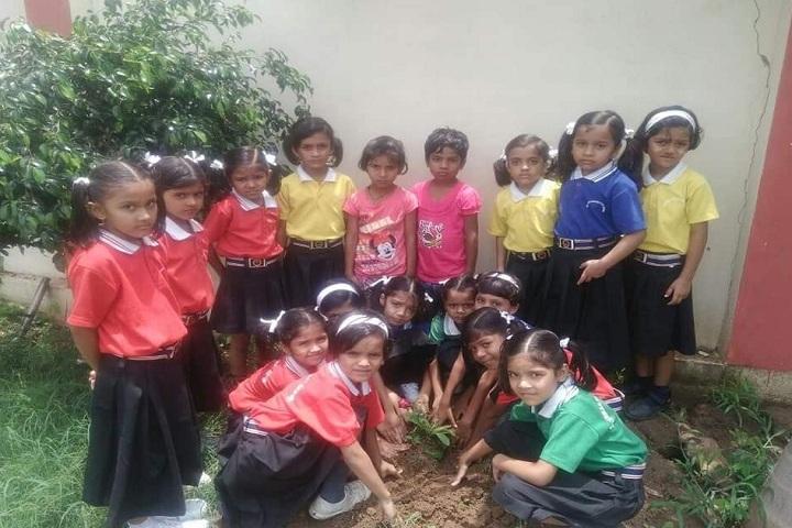 Shiv Shakti International School-Others plantation