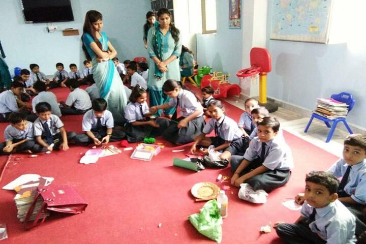 Shivam Higher Secondary School Porsa-Activity