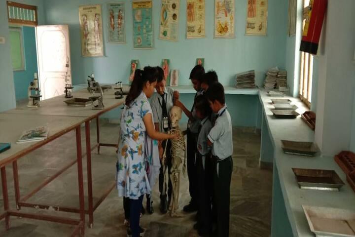 Shivam Higher Secondary School Porsa-Bio Labs