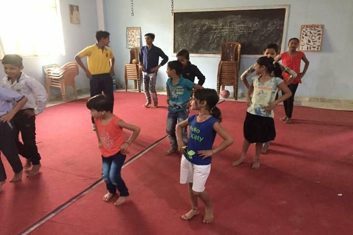 Shivam Higher Secondary School Porsa-Dance Room