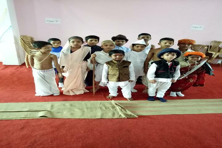 Shivam Higher Secondary School Porsa-Fancy Dresses
