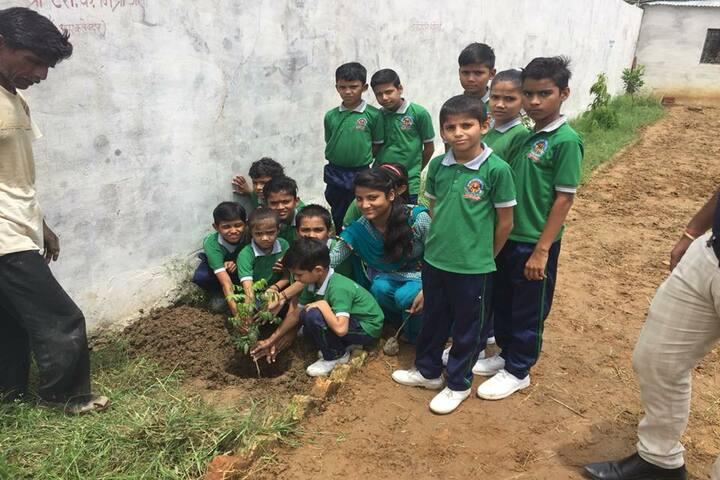 Shivam Higher Secondary School Porsa-Plantation