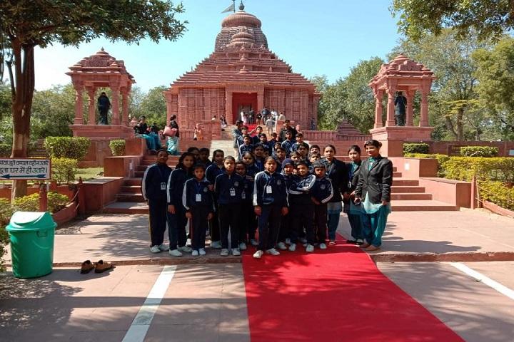 Shivam Higher Secondary School Porsa-Tour