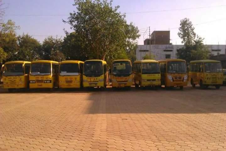 Shivpuri Public School-Transport