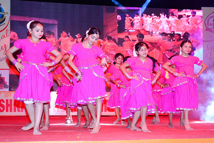 Shravan Kumari Higher Secondary School-Dance