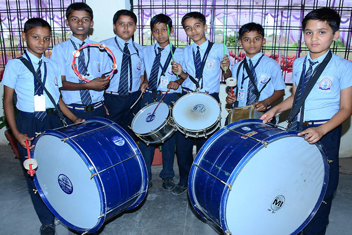 Shravan Kumari Higher Secondary School-Music