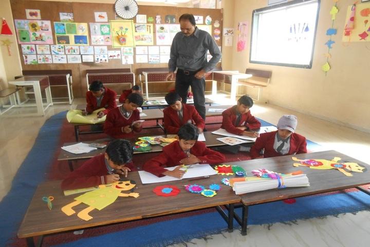 Shree Bafna Public School-Artroom