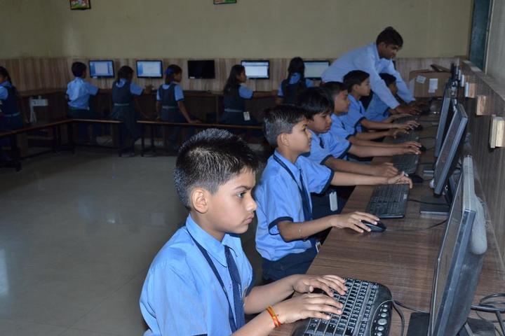 Shree Bafna Public School-Computer Lab