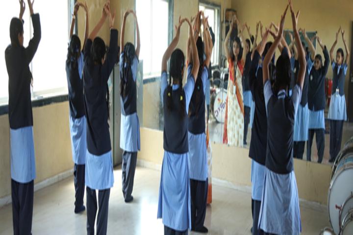 Shree Bafna Public School-Dance
