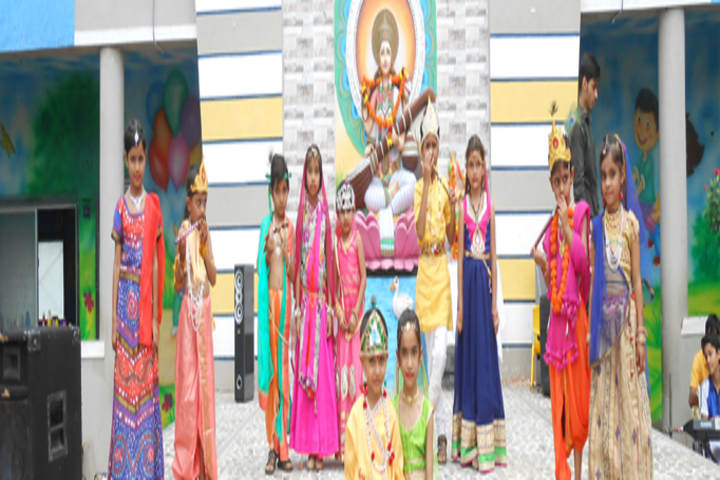Shree Bafna Public School-Festival Celebration