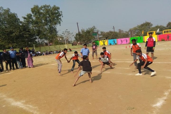 Shree Bafna Public School-Games