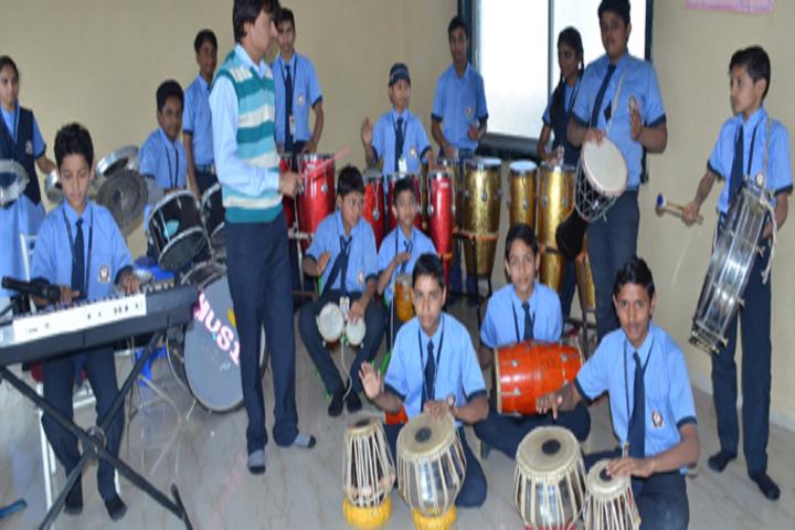 Shree Bafna Public School-Musicroom