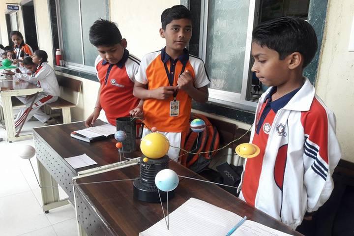 Shree Bafna Public School-Science Exhibition