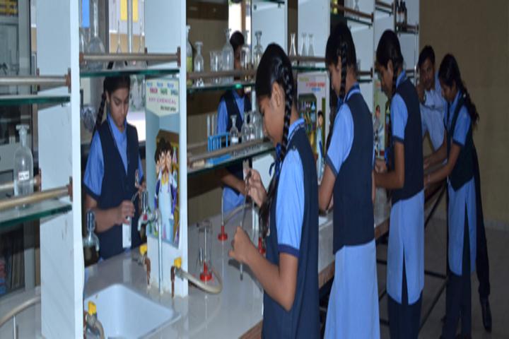 Shree Bafna Public School-Science Lab