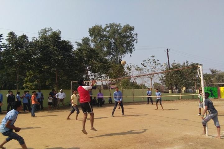 Shree Bafna Public School-Sports