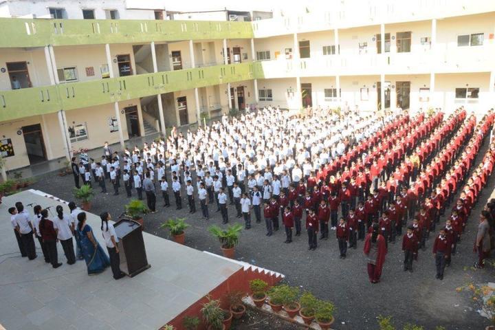 Shree Balaji Academy-Assembly