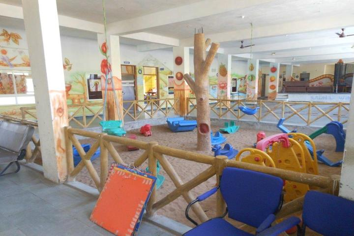 Shree Balaji Academy-Play Area