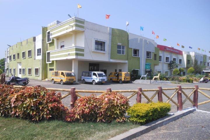 Shree Balaji Academy-School Building