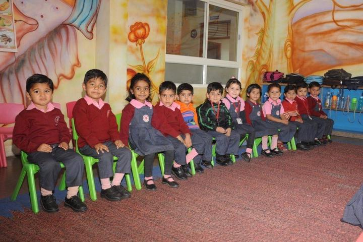 Shree Balaji Academy-Students