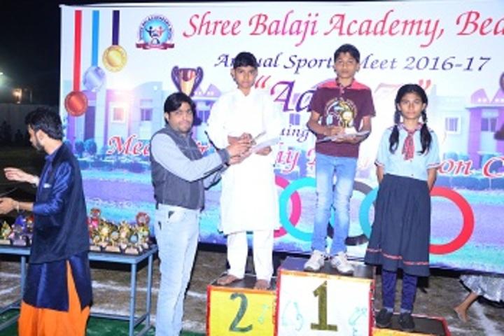 Shree Balaji Academy-Acheivementrs