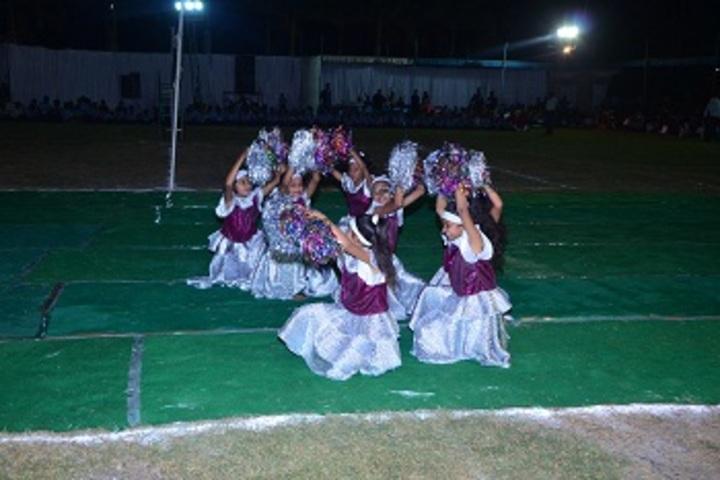 Shree Balaji Academy-Dance