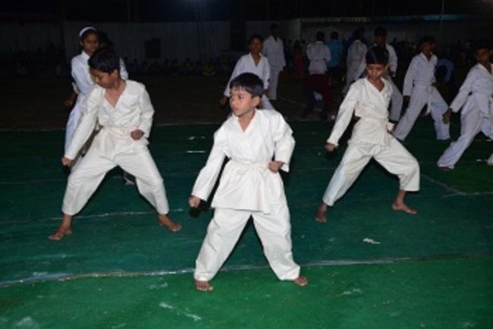 Shree Balaji Academy-Karate