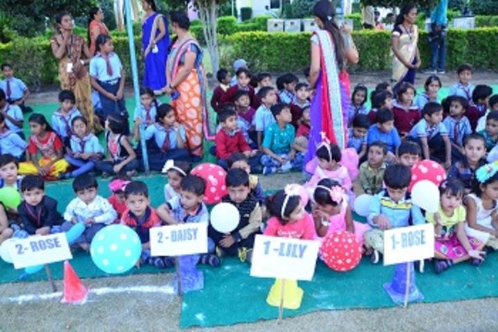 Shree Balaji Academy-Kids Activities