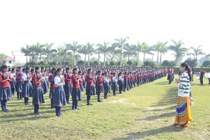 Shree Balaji Academy-Prayer
