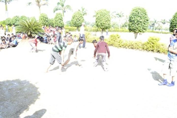 Shree Balaji Academy-Sports