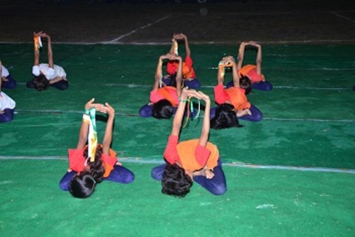 Shree Balaji Academy-Yoga