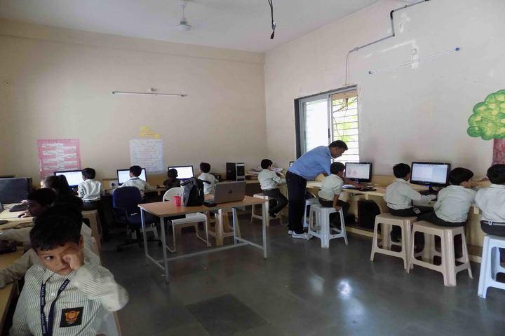 Shree Bhartiya Sanskriti Shiksha Sansthan-Computer Lab