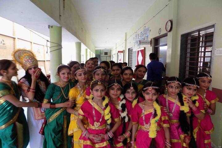 Shree Bhartiya Sanskriti Shiksha Sansthan-Fancy Dress
