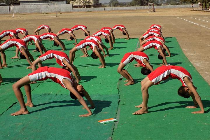 Shree Bhartiya Sanskriti Shiksha Sansthan-Yoga
