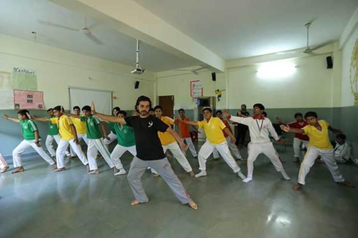 Shree Bhavans Bharti Public School-Dance Room