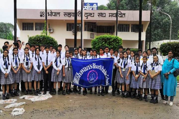 Shree Bhavans Bharti Public School-Excursions